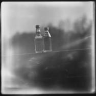 whiskey on a bridge